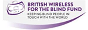 British Wireless for the Blind Fund logo