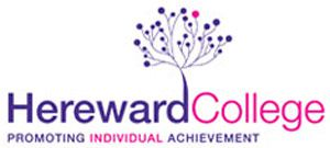 Hereward College logo